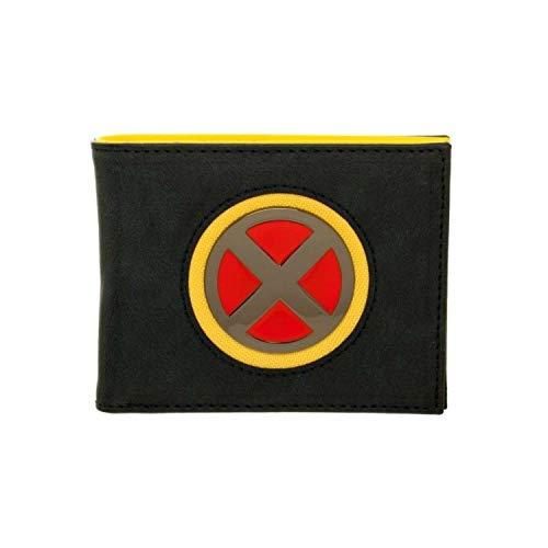 X-Men Logo Mens Boys Comic Cartoon Wallet with Gift -