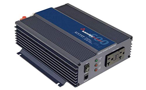 (Samlex Solar PST-600-12 PST Series Pure Sine Wave Inverter)