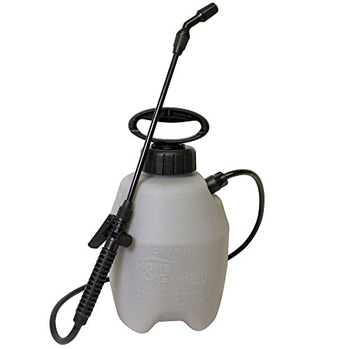 Chapin 16100 1-Gallon Home and Garden Sprayer For Multi-purpose Use (1 Sprayer/Package) by Chapin International