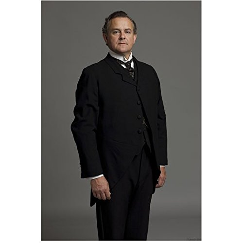 Downton Abbey Hugh Bonneville as Robert Crawley, Earl of Grantham Standing 8 x 10 Inch Photo]()