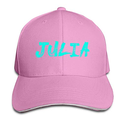- Custom Name Dad Hat Personalized Cool Adjustable Festival Baseball Cap for Women Men Pink