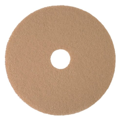 3M Tan Burnish Pad 3400, 17