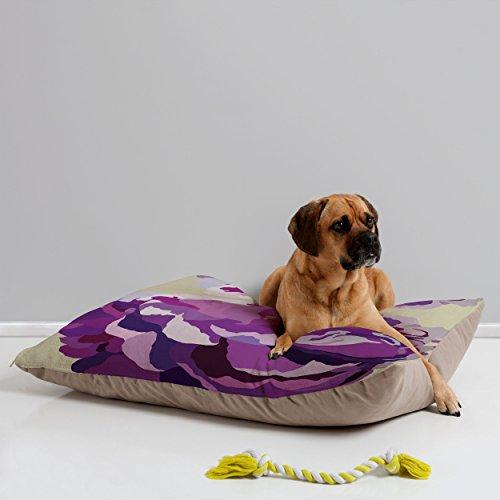 Deny Designs Gabi Jardin Pet Bed, 40 by (Jardine Florals Art)