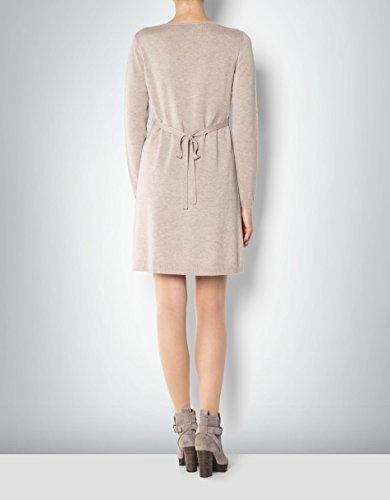 Kleid Viskose 42 O'Polo Damen Größe Beige Dress Marc Farbe Meliert qRFEawxwt