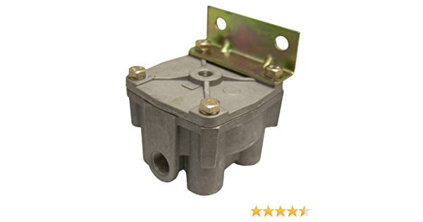 Bendix Style R12 Valve w//Vertical Delivery Ports # 102626