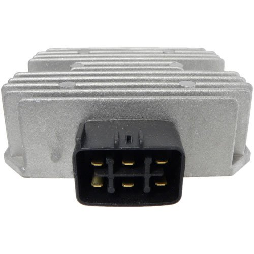 DB Electrical AYA6015 New Voltage Regulator For Yamaha Atv Grizzly Big Bear Track Bruin, Wolverine Yfm450 Yfm350 Yfm250 ESP2376 SH640E-11 17.2365 49-5329 5GT-81960-00-00