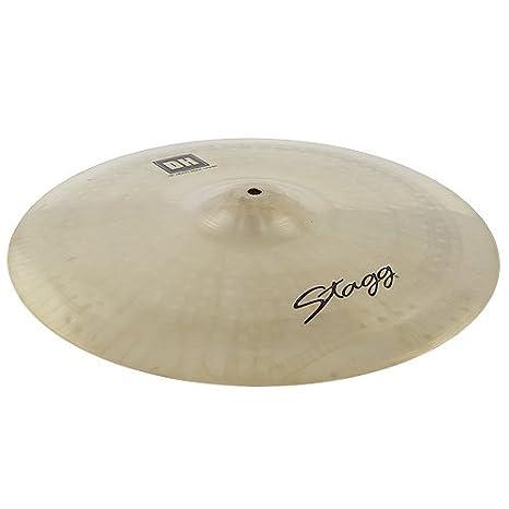 Stagg DH-CRH18B Cymbale DH Heavy Rock Crash 18 Brillant
