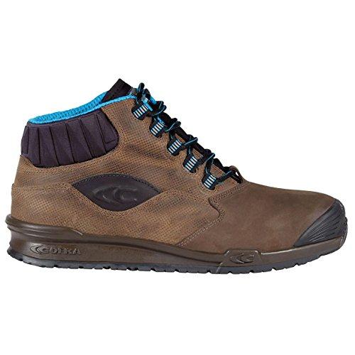 Cofra Perk S3 SRC Paire de Chaussures de sécurité Taille 46 Marron