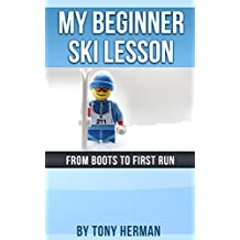 My Beginner Ski Lesson