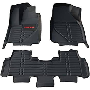 Amazon Com Awemat Custom Fit Car Floor Mats For Honda Accord 2013 2017 Model Digital Measured Exquisite Pattern Large Coverage Waterproof All