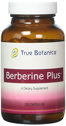 (True Botanica Berberine Plus 120 caps)