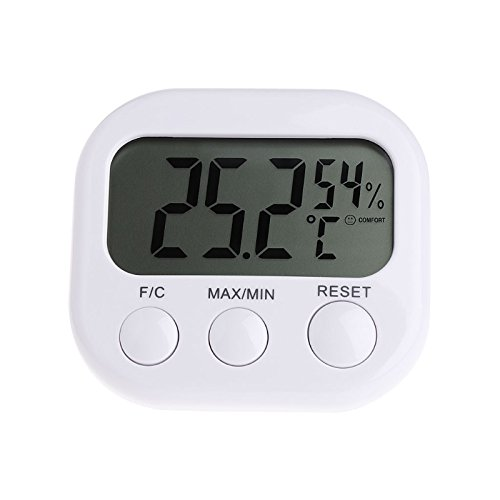 Allinone 1112-006 Digital Hygrometer Thermometer