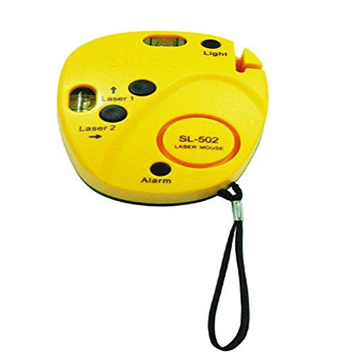 sincon-laser-level-mouse-sl-502-alarm-horizontal-leveler-self-leveling-alignment