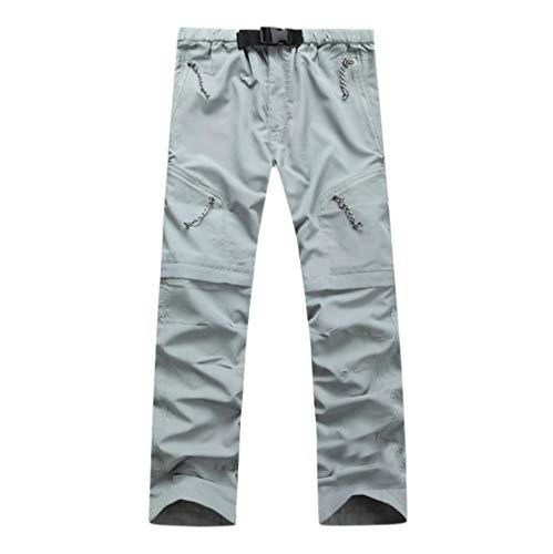 Muramba Clearance Men Outdoor Thin Detachable Quick Dry Waterproof ()