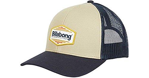 Billabong - Gorra de béisbol - para Hombre Verde Caqui Talla única