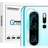 NEWZEROL 4 Pcs para Huawei P30 Pro 2.5D Cámara de Borde de Arco Película de Vidrio 9 Dureza Protector de Pantalla de…