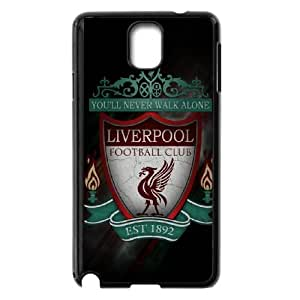 Samsung Galaxy Note 3 Cell Phone Case Black Liverpool Logo igbb