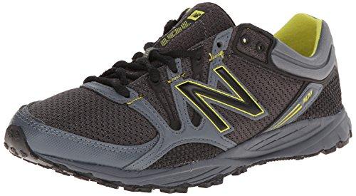 888546341500 - New Balance Men's MT101 Trail Shoe, Grey/Black, 10.5 D US carousel main 0