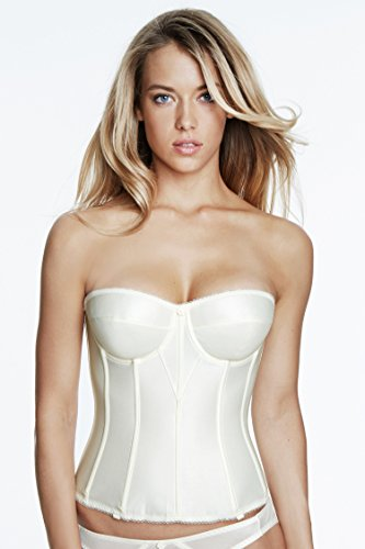 (Dominique Juliette Strapless Longline Corset, 42C,)
