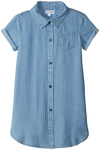 Di Donna Chambray 4t Tencel Camicia Jeans Da Axqw4ndzp