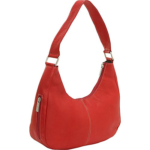 Le Side Hobo Donne Zip Handle Single Caf Leather qAwPqZg