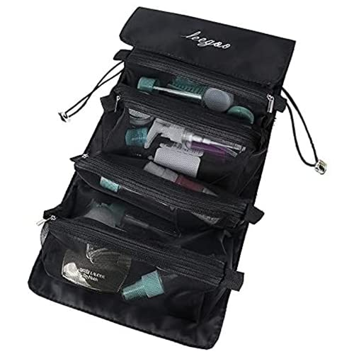 LADIES' COSMETIC TRAVEL POUCH