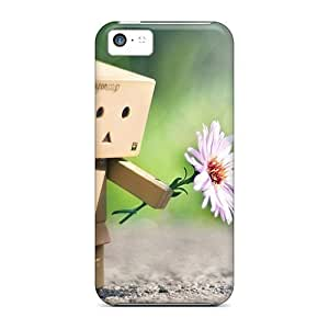 New 6Plus Super Strong Sorry Im Late Tpu Case Cover For Iphone 5c