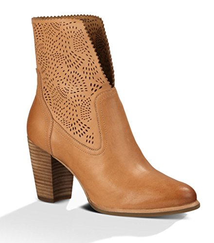 Leather für Perf Damen Suntan UGG Boot Thames Seaweed RwWHI