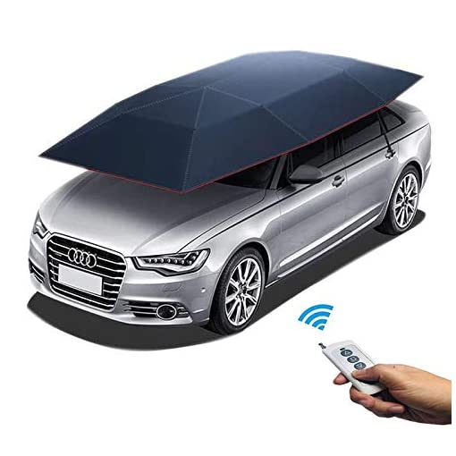 Reliancer-Automatic-Car-Tent-wRemote-Control-Movable-Carport-Folded-Portable-Automatic-and-Manual-2-in-1-Protection-Car-Umbrella-Sunproof-Sun-Shade-Canopy-Cover