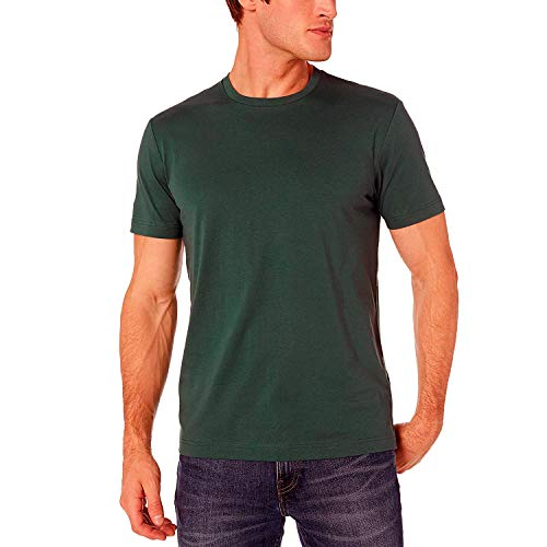 Kit com 6 Camisetas Masculina Básica Algodão Part.B Premium