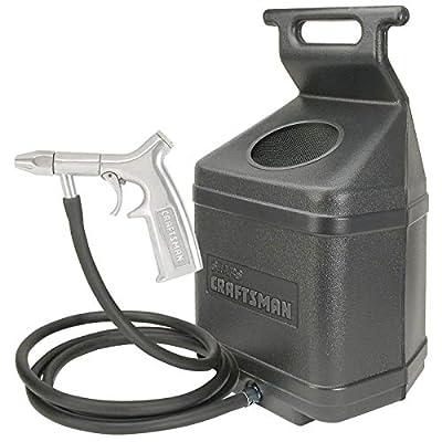 Craftsman 50 lb. Sandblaster Kit with 1/4 in. Ceramic Nozzle N