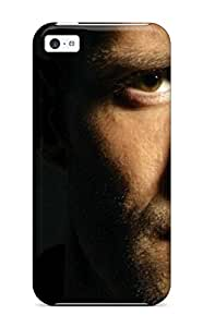 High Quality Shock Absorbing Case For Iphone 5c-7131 Jason Statham Male Celebrity