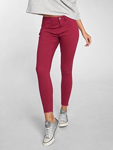 De Slim jeans Yong Donna Rosso Jeans Fit Jdyfive Jacqueline BHdgpqB