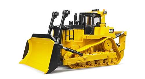 Cat Bulldozer - Bruder CAT Large Track Type Tractor