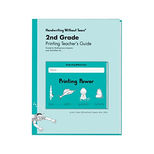 Printing Teacher's Guide - Grades 1 and 2