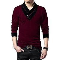 Seven Rocks Men's Cotton T-Shirt (Pack Of 1) (Un1Wm)