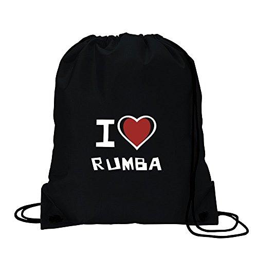 I love RUMBA Sport Tasche