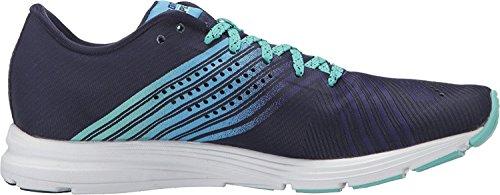 Brooks Women's Hyperion Running Shoes, Imperialpurple/Bluejewel/Nightlife Peacoat/Navy Blue/Cockatoo