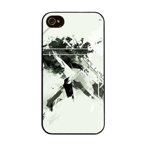 Diabloskinz H0026-0034-0009 Ekud Schutzhülle für Apple iPhone 4/4S