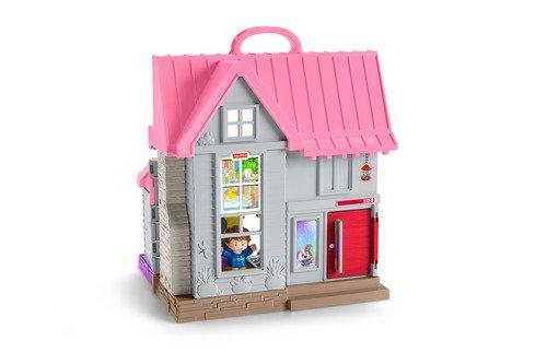 Mattel Playset Little People Casa Juguemos Juntos