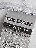 Gildan Men's Fleece Zip Hooded Sweatshirt, Style
