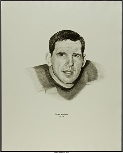 STEVE WRIGHT GREEN BAY PACKERS WILLIAMS  - Photograph Featuring Mlb Player Shopping Results
