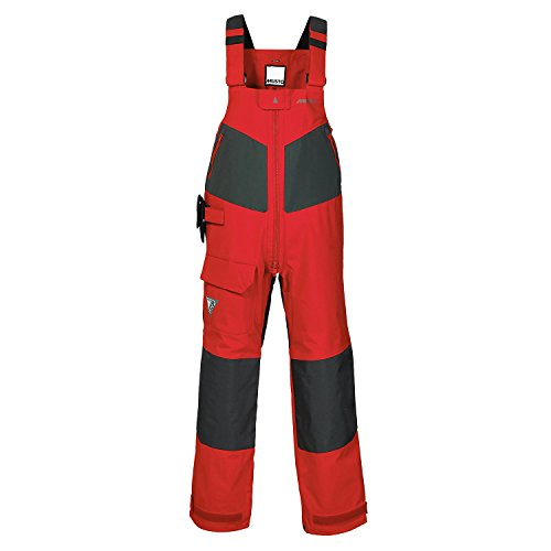 Musto BR2 Offshore Trouser Red/Dark Grey SB0042 Size-- - ExtraLarge