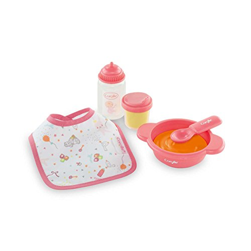 Corolle Mon Premier Mealtime Set (New)