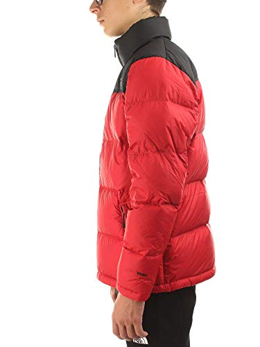Tnf North Nuptse Red Jacket Down Face wxpqxTUSI