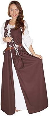 Maylynn 14261-S - Traje Medieval Disfraz de Criada Campesina ...