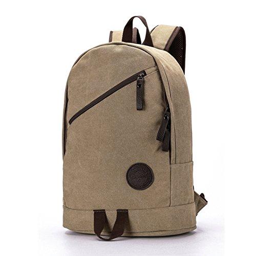 La mochila Hombres Hombro Viaje bolso Los De a bolsa Estudiante Casual A bolsa Bolso Computadora vAq7gn