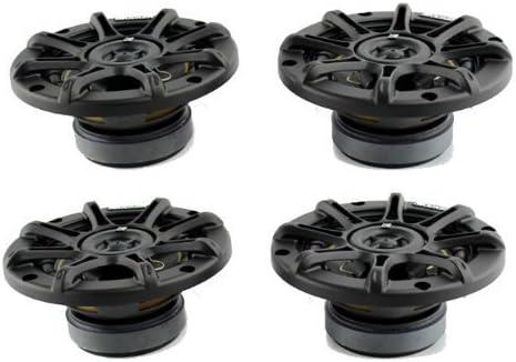 4) nuevo pateadora DS40 10,16 cm 200 W 2 vías DS serie coche altavoces 11DS40 2 par por Kicker: Amazon.es: Electrónica