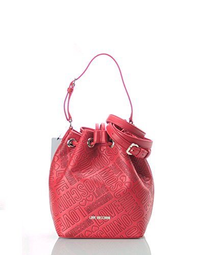 Love Moschino, Cartable pour Femme rouge rouge