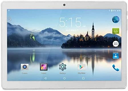 Wecool Tablet Android 8.1 Go [GMS Certified], 10 inch Unlocked 3G Phablet,1GB+16GB Storage,Tablet PC with Dual Sim Card Slots, Dual Cameras,OTG, WiFi, Bluetooth,GPS, OTG
